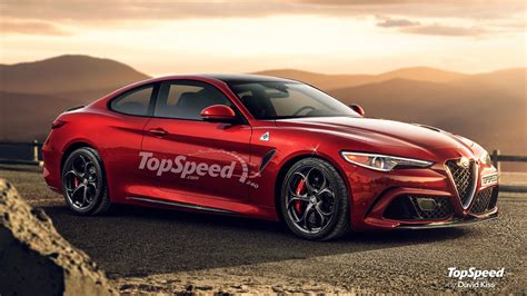 New Alfa Romeo Giulia by 2019 Alfa Romeo Giulia Coupe Top Speed