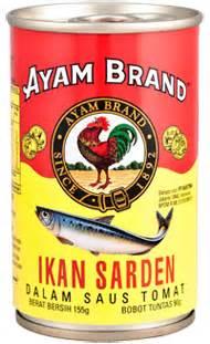 Pronas Sardines Tomato Sauce 155g ayam brand indonesia sardines range 1