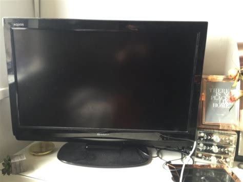 Tv Aquos 32 Inch sharp aquos 32 inch tv for sale in blanchardstown dublin from celtic tiger