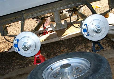 titan hydraulic electric trailer disc brake