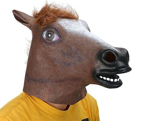 topeng kuda versi lain infosantai