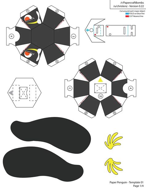 Origami Papercraft - shared with dropbox stuff to make for