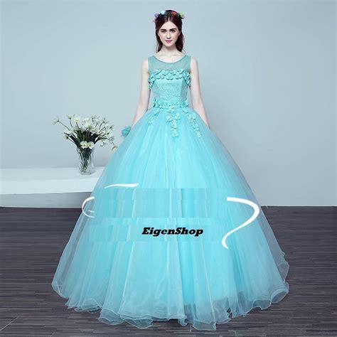 1708074 Ungu Gaun Pengantin Wedding Gown Dress jual gaun pengantin ungu biru wedding gown wedding dress