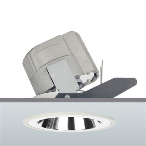 110mm directional non adjustable led downlights lensed