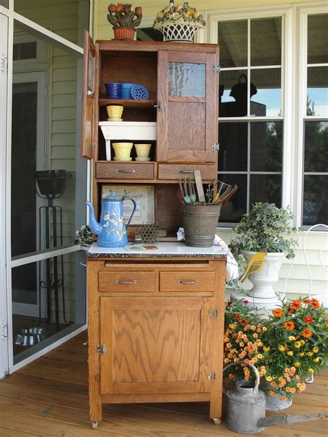 Apartment Size Hoosier Cabinet by 17 Best Images About Hoosier Cabinets On