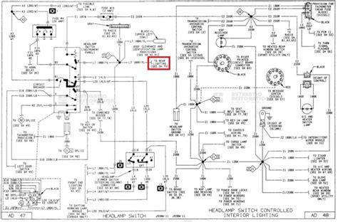 st gen fuse box diagram dodge cummins diesel forum