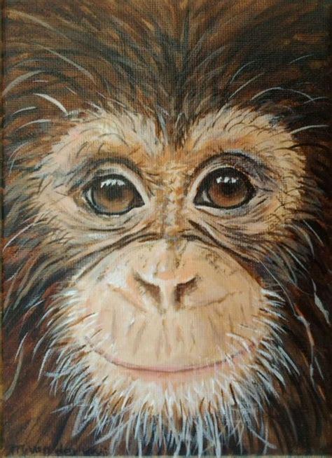 monkey painting 1000 ideas about monkey drawing on monkey