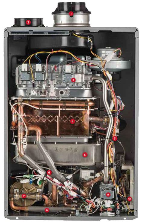 Water Heater Gas Rinnai water heater replacement should you go tankless