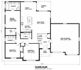 Raised House Plans by Raised Bungalow House Plans Canada Stock Custom House