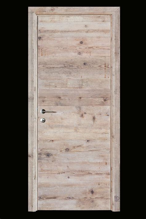 porta da interni porte da interno in legno di abete di recupero bianchini