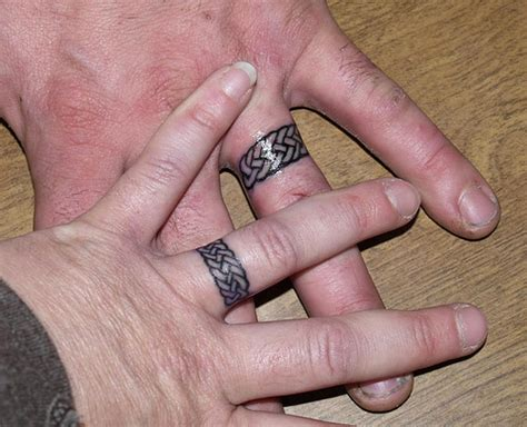 celtic wedding ring tattoo designs celtic knot wedding ring design of tattoosdesign