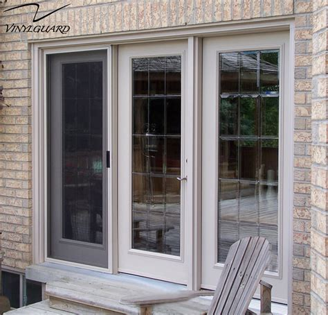 Decorative Patio Doors Gallery Vinylguard