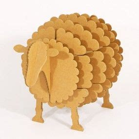 cardboard sheep template cardboard sheep cardboard furniture from berlin since 1985