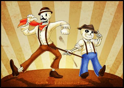 electro swing electroswing papyrus and sans by cutyaries on deviantart