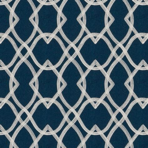 embroidered curtain fabric navy blue embroidered curtain fabric by the yard custom navy
