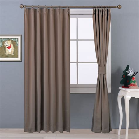 blackout curtains with hooks pencil pleat curtain promotion shop for promotional pencil