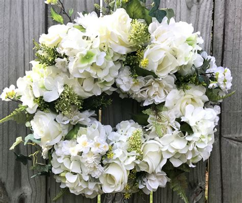 how to make a wreath for front door how to make an wedding wreath for front door