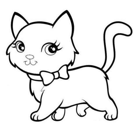 Sho Kucing Yang Bagus 12 gambar sketsa kucing paling bagus mudah digambar