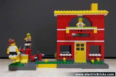 casa lego domotica con lego education