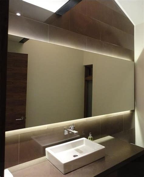 Quality Bathroom Mirrors High Quality Led Hotel Mirrors Illuminated Vanity Mirror Wall Rectangle Backlit Mirror Buy Led