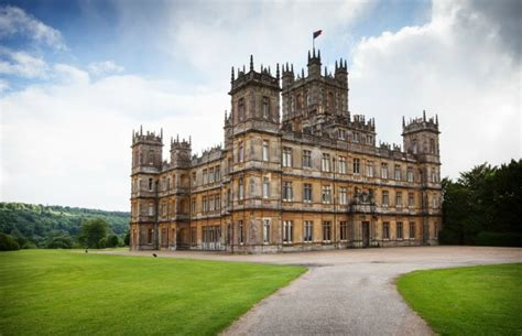 downton abbey house spend the night at downton abbey highclere castle rental cottages