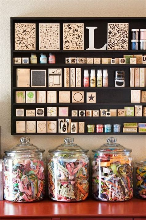 storage ideas for rubber sts 1000 images about studios and craft storage on