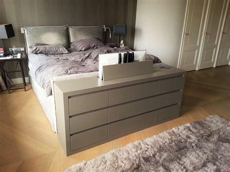 Kast Voeteneind Bed by Bed In Kast Systeem Interesting Kasten Op Maat With Bed
