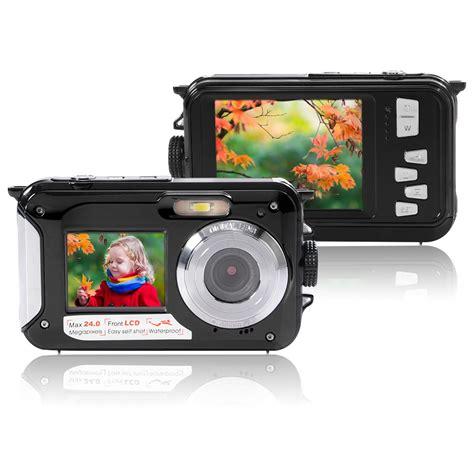 Kamera Camcorder 24mp unterwasser digitale kamera fullhd 16x