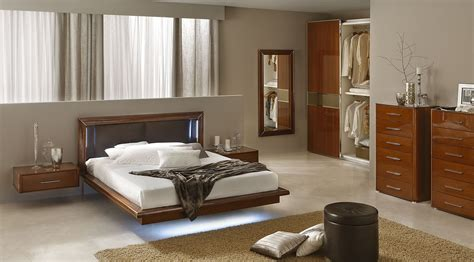 sky modern italian bedroom set n contemporary