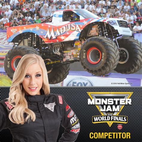 monster jam madusa truck monster jam world finals 174 xvii competitors announced