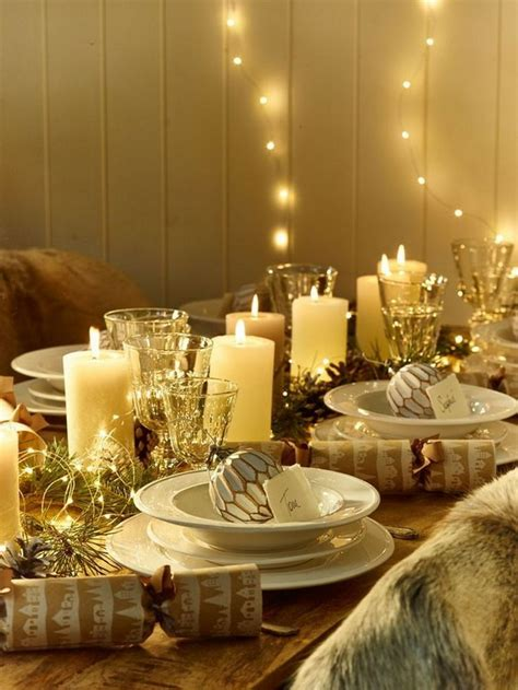 10 luxury decorating ideas for table setting