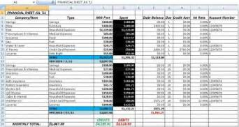 Cost Accounting Excel Templates by Free Accounting And Bookkeeping Excel Spreadsheet Template