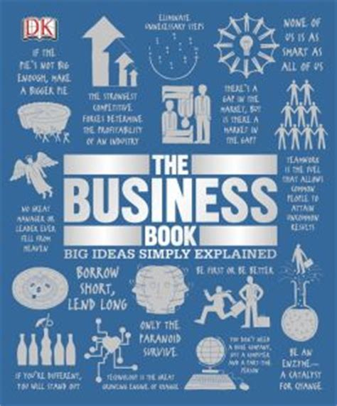 Mba Books Pdf by The Business Book By Dk Publishing 9781465415851