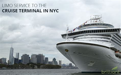 Car Service To New York Cruise Port limousine service prices from newark airport to manhattan cruise