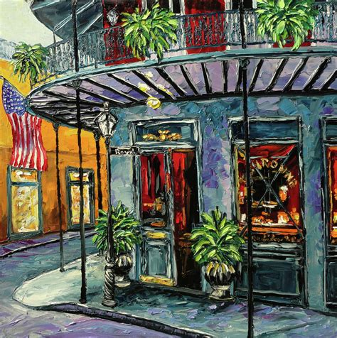 artist new orleans new orleans painting by beata sasik