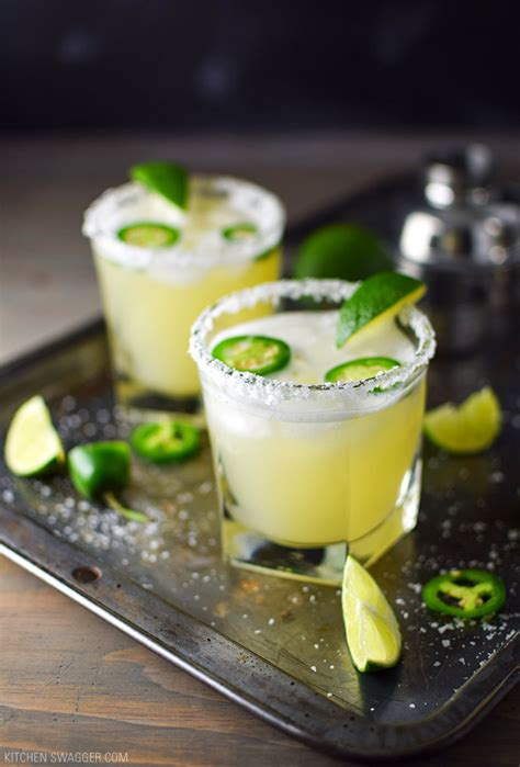 margarita recipes spicy jalape 241 o margarita recipe kitchen swagger