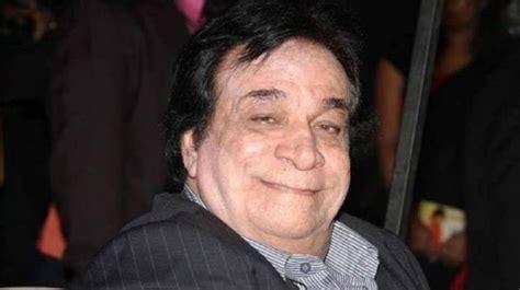 actor in canada rip kader khan veteran actor s funeral held in canada