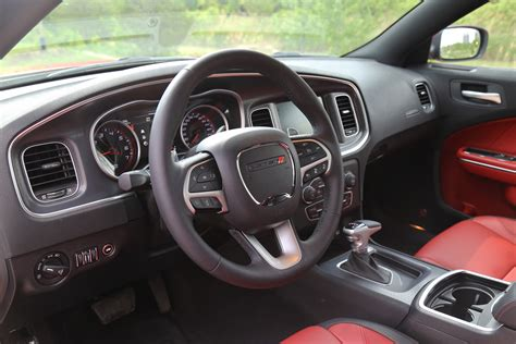 2015 Dodge Charger Interior by