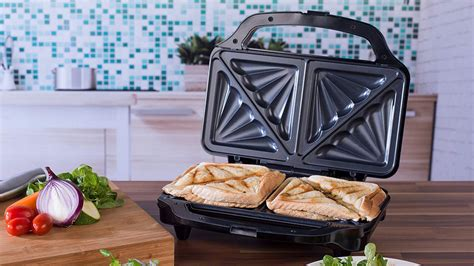 sandwich toaster  create  perfect toasted