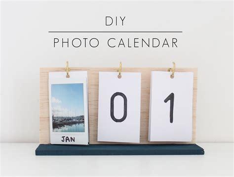 Photo Calendar Do It Yourself Harri Wren Diy Photo Calendar