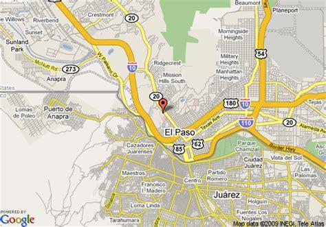 garden city texas map garden city tx map of garden inn el paso el paso ideas gardens