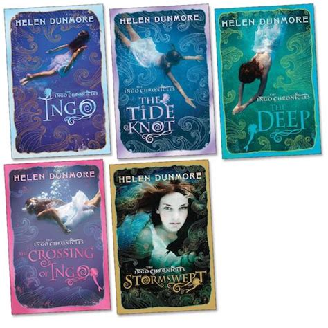 The By Helen Dunmore Ingo the ingo chronicles pack x 5 scholastic shop
