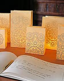 patterns for paper bag luminaries spicing up paper bag luminaries weddingbee
