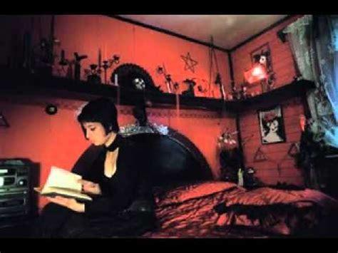 creative gothic bedroom decor youtube
