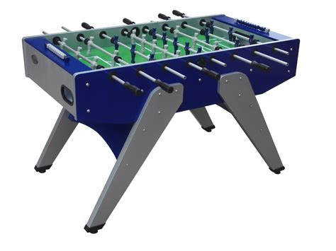 outdoor foosball table berner billiards outdoor foosball table in blue outdoor