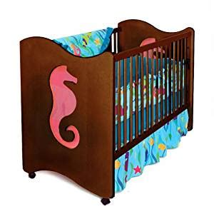Seahorse Crib Bedding Room Magic Crib Toddler Bed Seahorse Baby