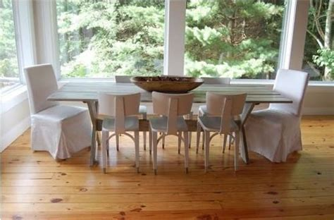 indoor picnic table dining area trend the stir