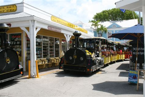 couch train all aboard the key west conch tour train hotels in key west