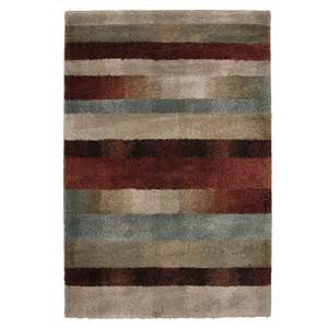 Where To Buy Area Rug Orian Rugs Fading Panel 5 Ft 3 In X 7 Ft 6 In Rectangular Multicolor Transitional Area Rug