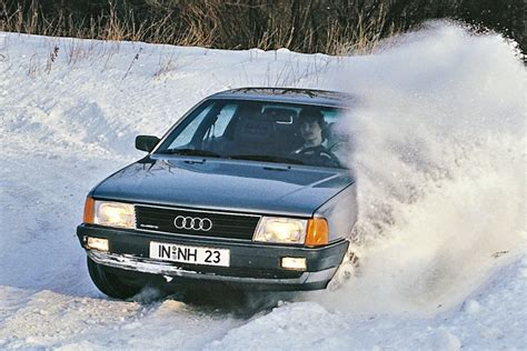 Studieren Bei Audi by Bilder Die Besten Winterautos Bilder Autobild De